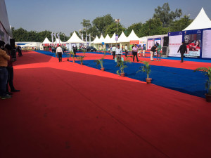 Leather, Footwear Components & Technology Fair Meet At Agra malaspina2