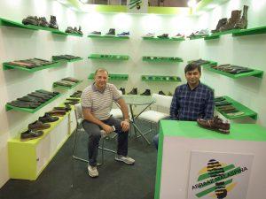 Leather, Footwear Components & Technology Fair Meet At Agra Luigi Sbrolla