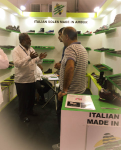 Leather, Footwear Components & Technology Fair Meet At Agra malaspina5