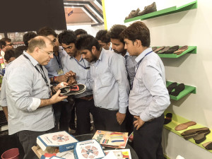 Leather, Footwear Components & Technology Fair Meet At Agra malaspina6