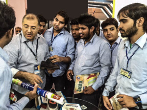 Leather, Footwear Components & Technology Fair Meet At Agra malaspina9