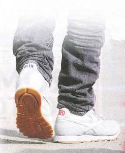 Kendrick Lamar malaspina monte urano sneakers