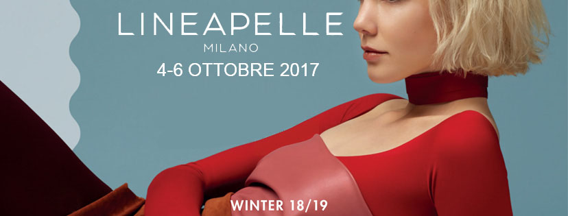 Lineapelle Ottobre 2017 Milano suole per calzature winter 18/19