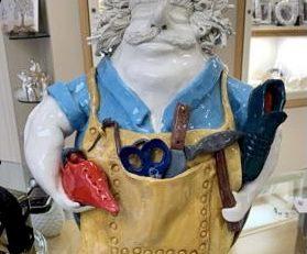 Statua del calzolaio